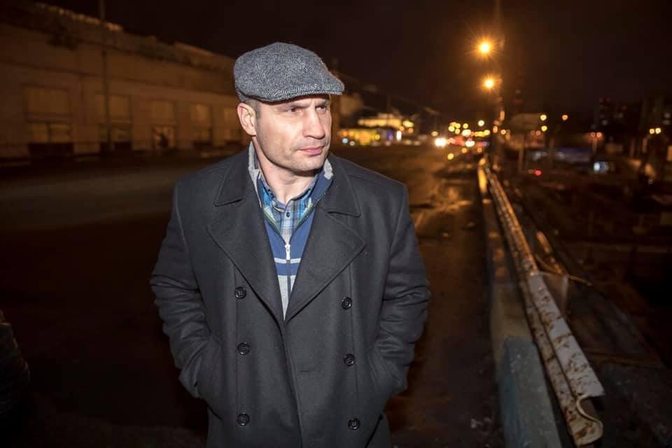 Виталий Кличко, Фото: Виталий Кличко