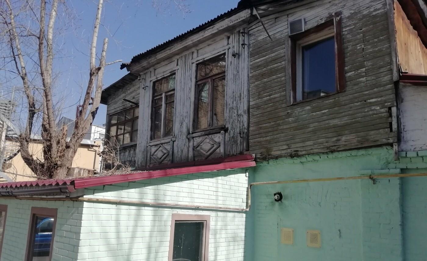 Дом Нечаевых в Киеве, Фото: Сергей Омельченко