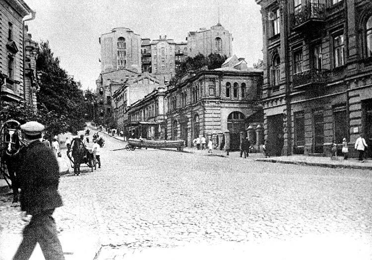 Небоскреб Гинзбурга, Фото: Википедия