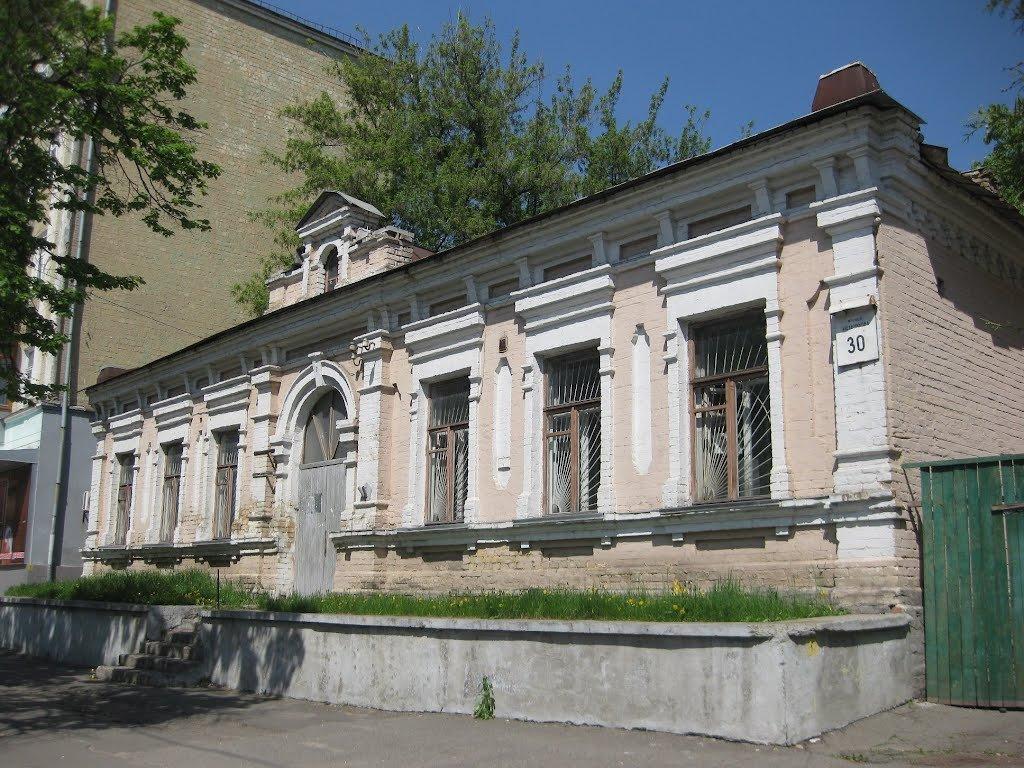 Особняк Баккалинского, Фото: Очарованный странник