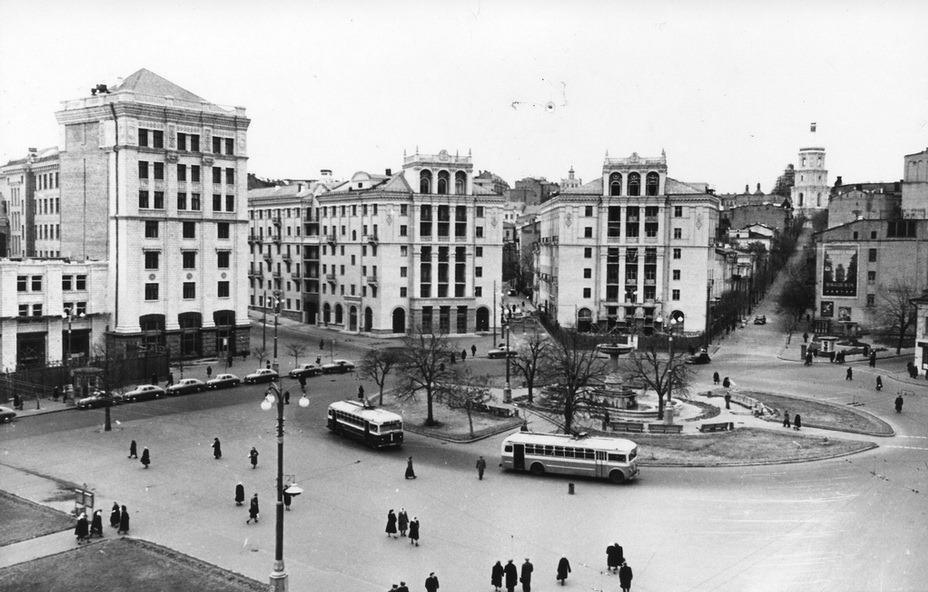 Историческое здание на Майдане