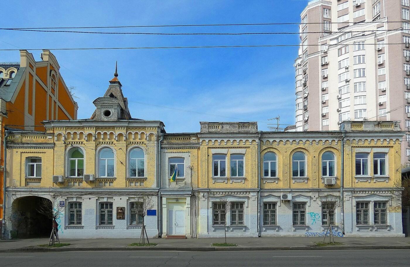 Дом на Сечевых Стрельцов, 24
