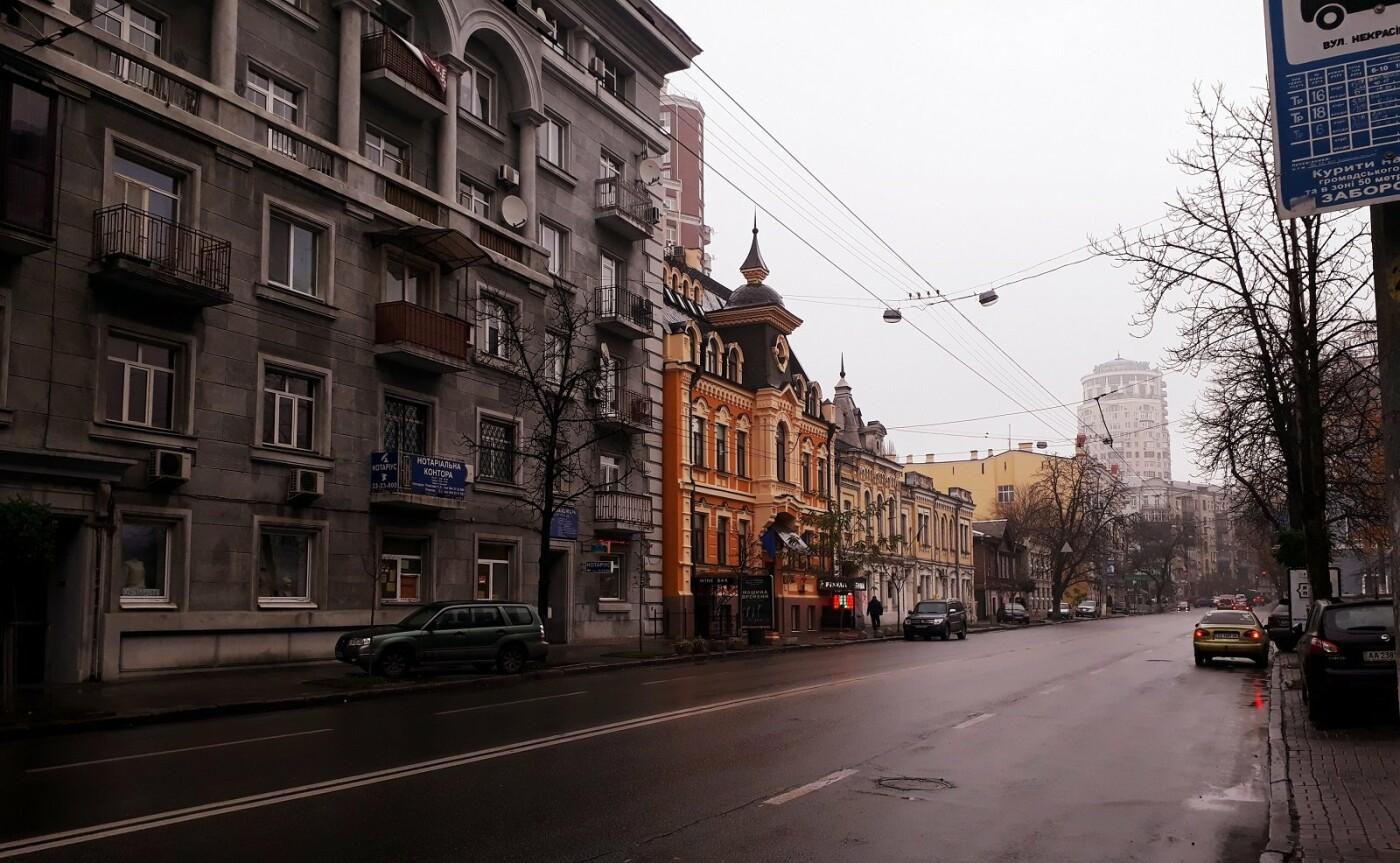 Дом на Сечевых Стрельцов, 24 (третий от начала), Фото: Tetiana Chernonok