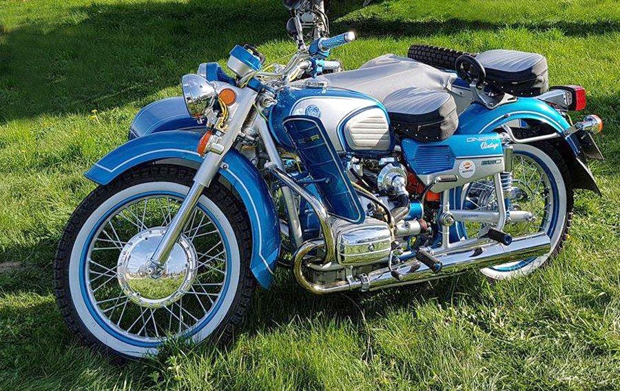 "Мотоцикл ""Dnepr Vintage"""