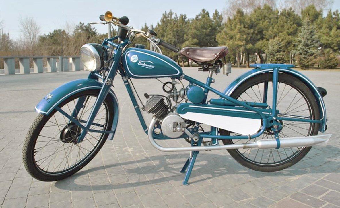 """Мотоцикл """"Киевлянин"""""""
