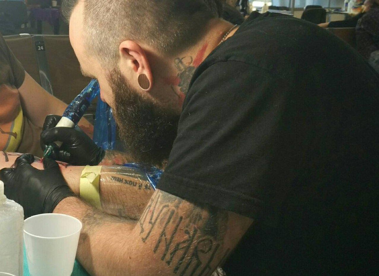 Тату салон Anohin tattoo