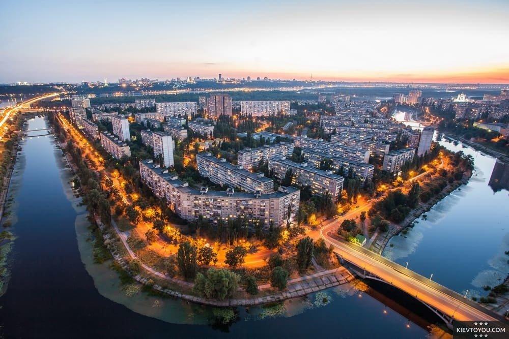 Днепровский район Киева