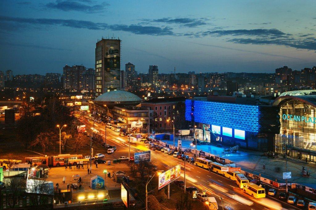 Голосеевский район Киева