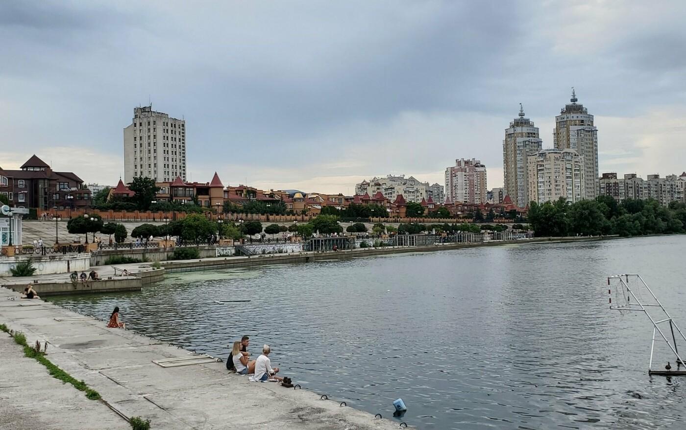 Оболонский район Киева