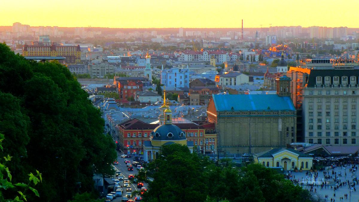 Подольский район Киева
