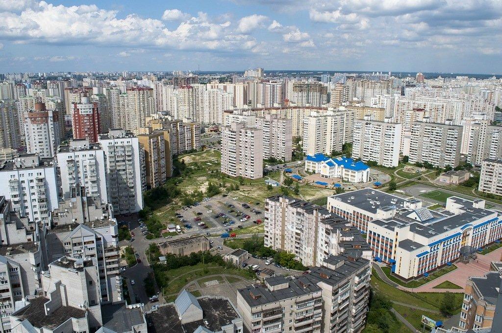 Дарницкий район Киева