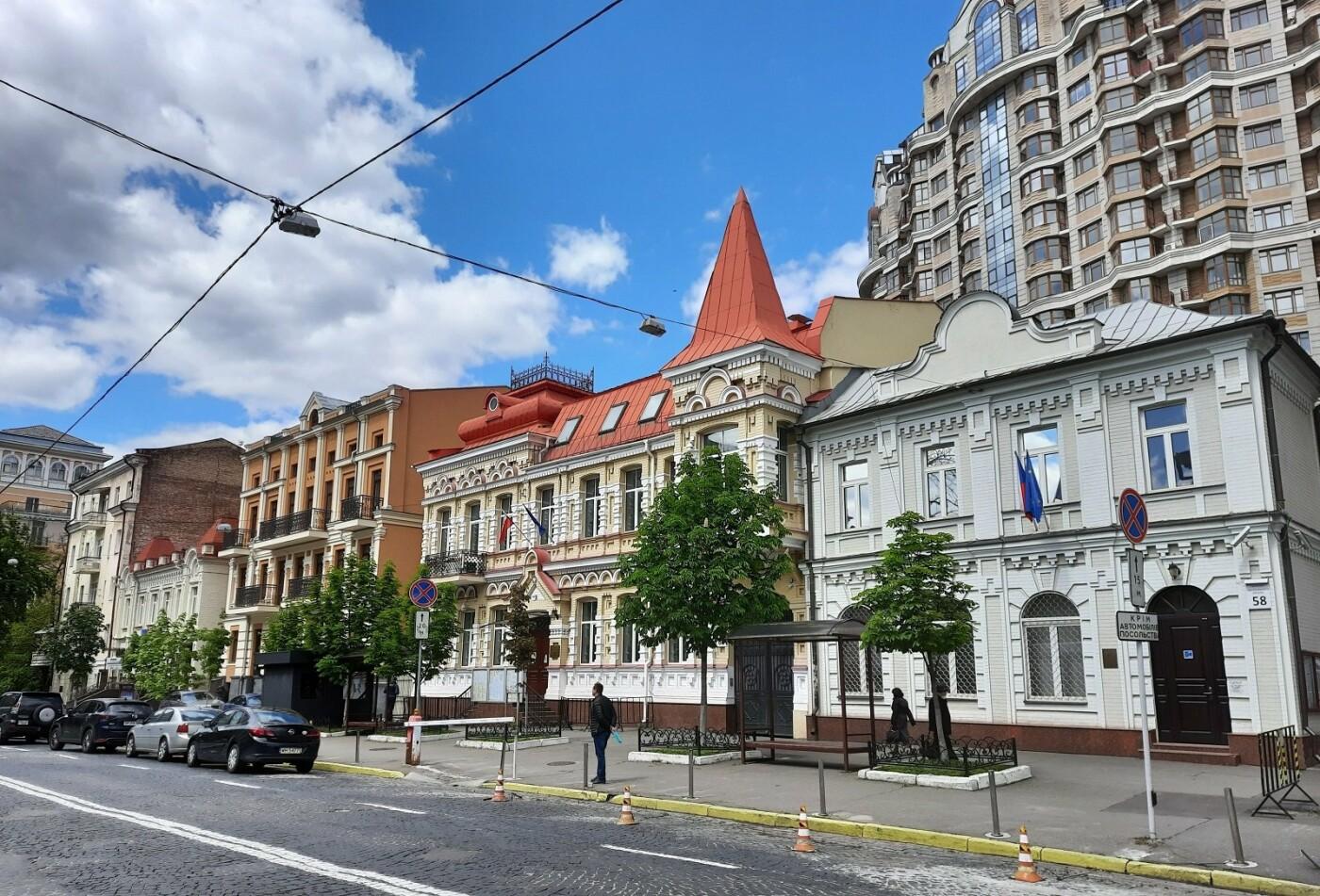 Консульство Польши в Киеве
