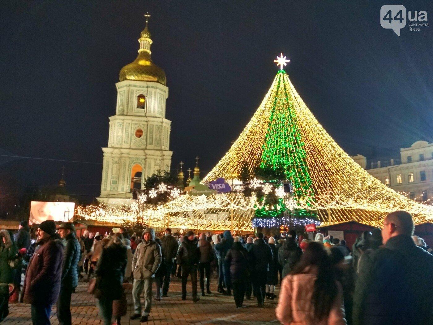 Новый год 2021 в Киеве