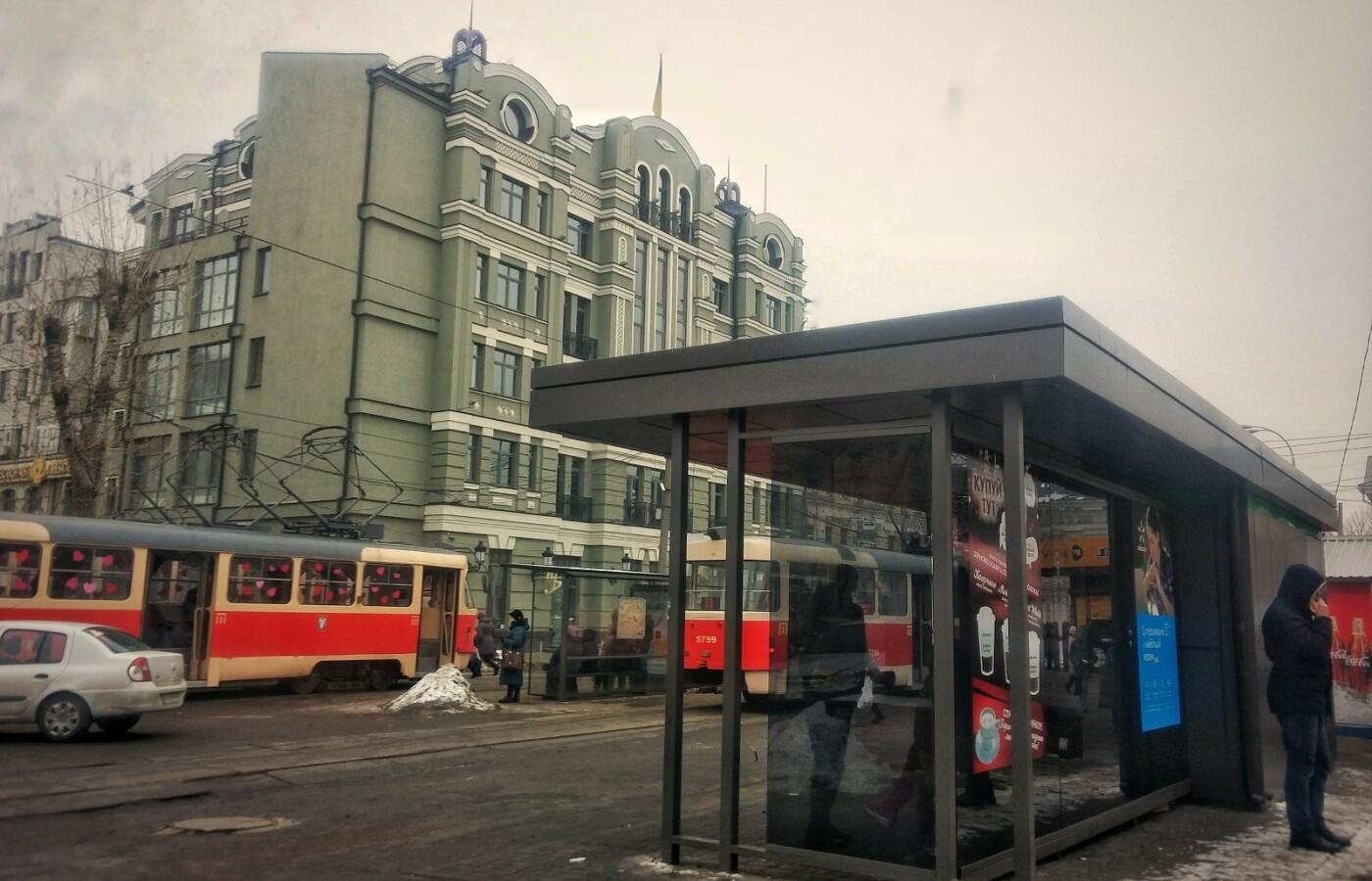 Трамваи на Подоле