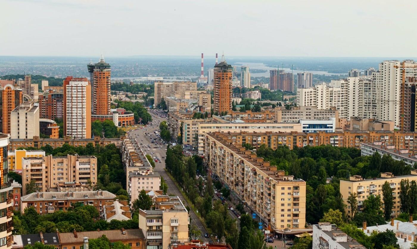 Риэлторы захватили Киев
