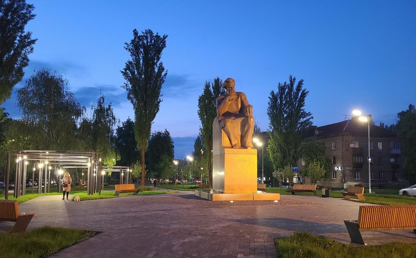 Памятник Владимиру Вернадскому в Киеве, Фото: Olga Shevchuk