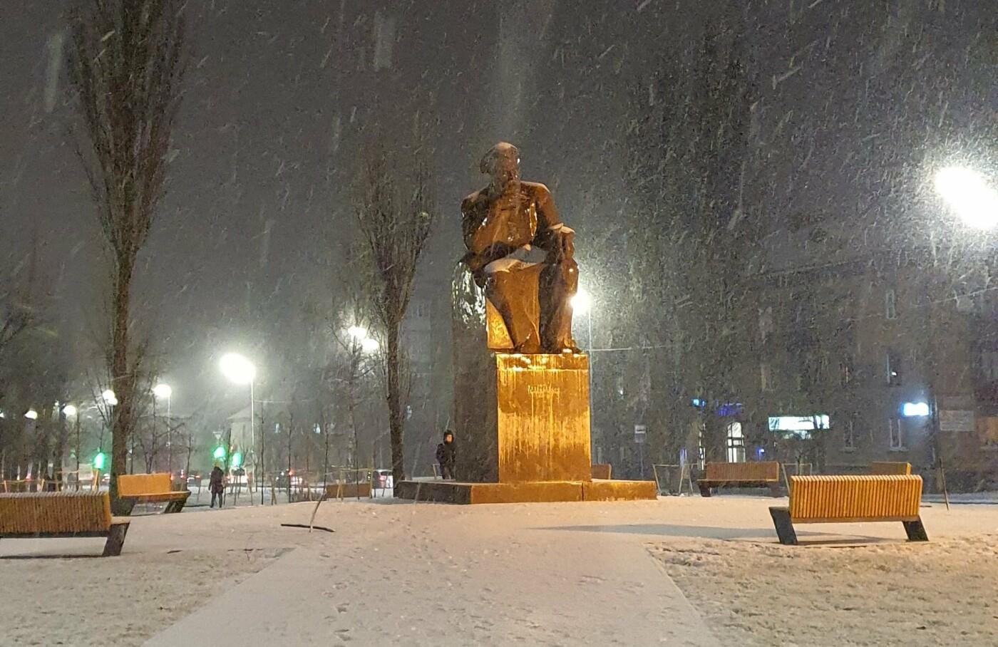 Памятник Владимиру Вернадскому в Киеве, Фото: Zemfira Lastovetska