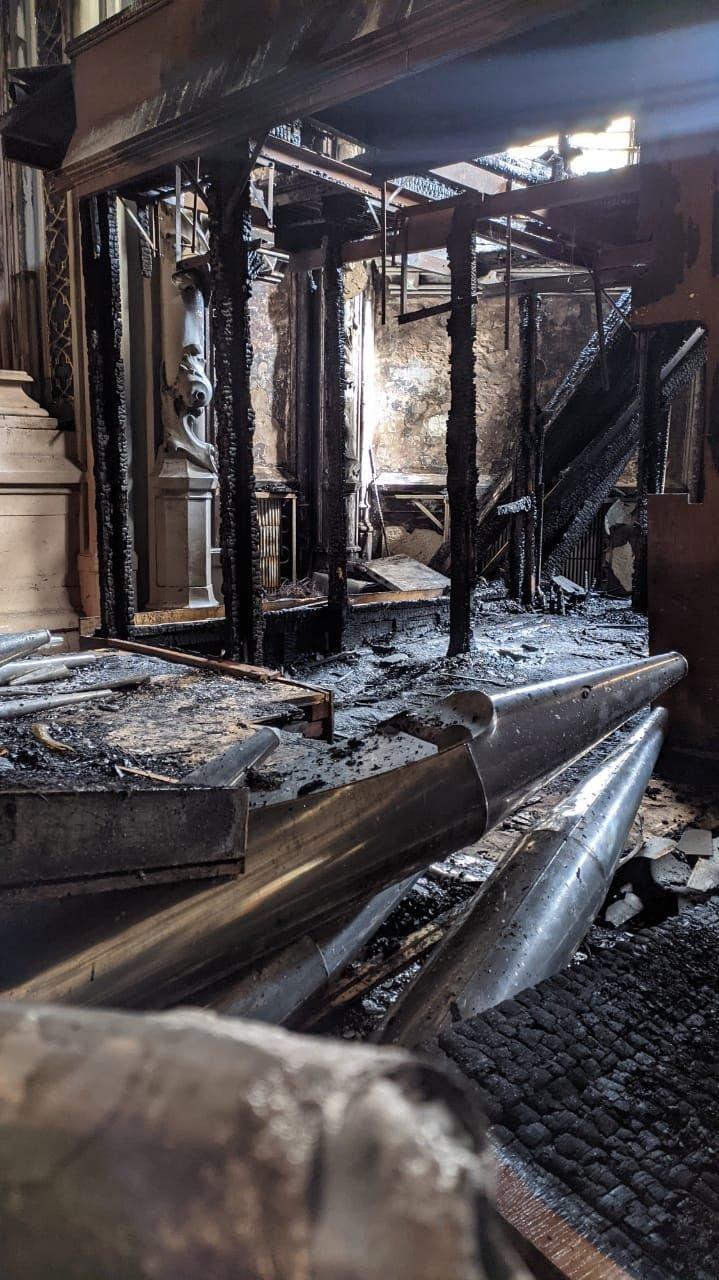 На восстановление костела Святого Николая необходимо более 75 млн грн, - Министерство культуры, фото-2, Александр Ткаченко