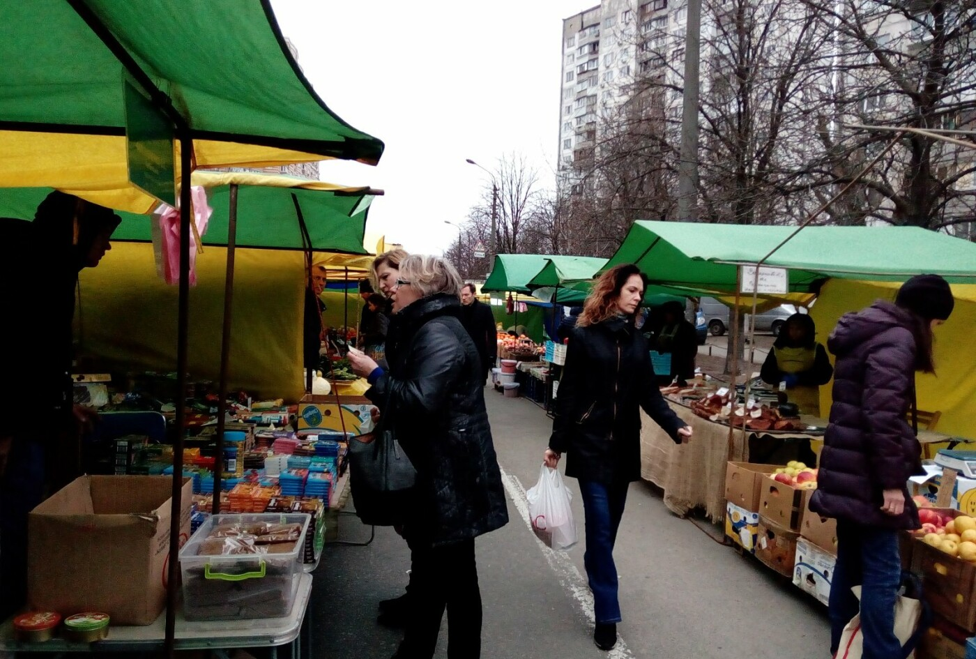 Ярмарки в Киеве