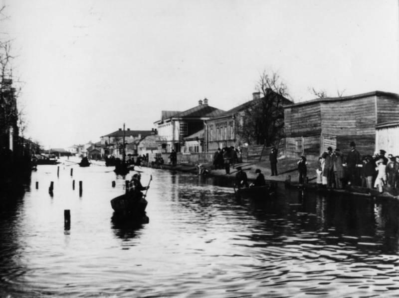Потопы в Киеве
