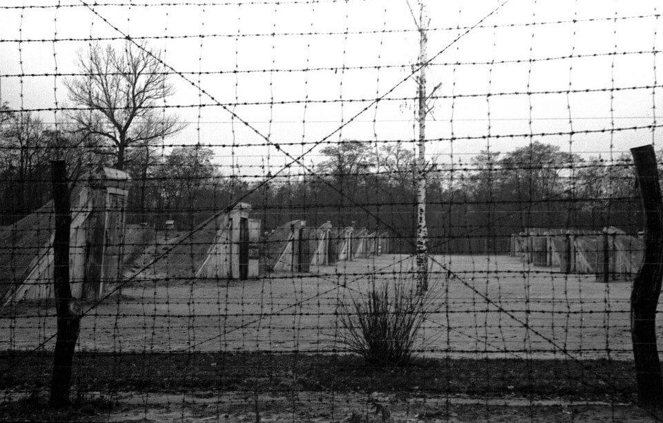 Сырецкий концлагерь рядом с Бабьим Яром