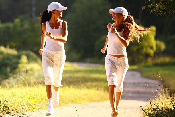 Активный образ жизни для похудения без диет