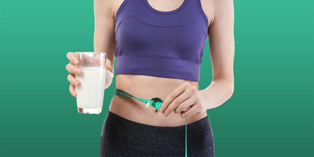 Натуральный йогурт для похудения