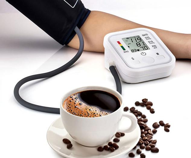 Кофе и чай влияют на кровяное давление