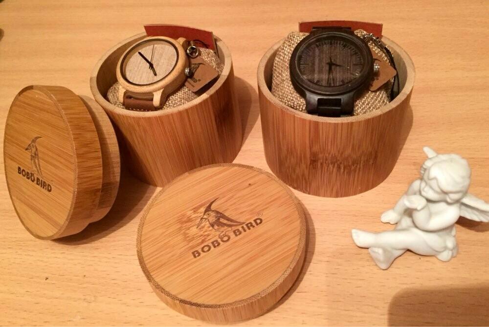 наручные мужские деревянные часы